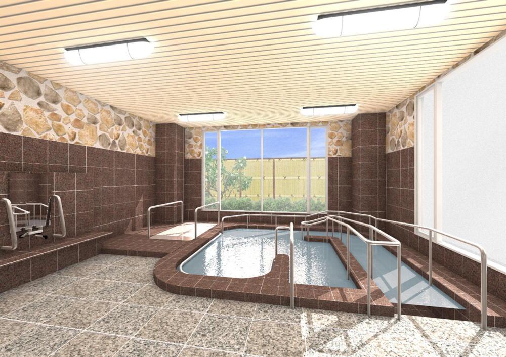 浴場サンプル